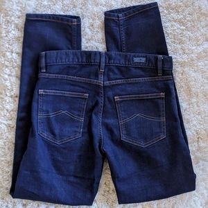 Patagonia Organic Cotton Blue Jeans